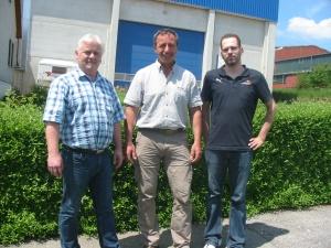 deutliche Stärkung Oberflächentechnologie